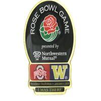 Official 2019 105th Rose Bowl Game Pin Ohio State vs Washington Huskies