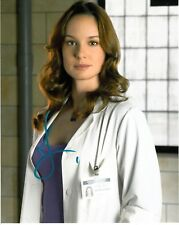 SARAH WAYNE CALLIES SIGNED SEXY PRISON BREAK PHOTO UACC REG 242 (2)