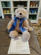 Annette Funicello Collectible Bear Little Joe with Coa