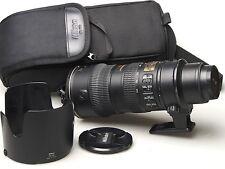 Nikon Nikkor 70-200 mm F2.8 G VR IF ED AF-S ED