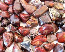Brecciated Jasper LARGE Tumbled Stone QTY - 1 PIECE Healing Crystal Reiki Ground