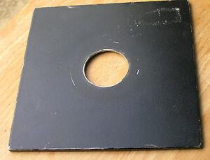 Horseman genuine   lens board panel for copal 0 compur 0 34.6mm hole