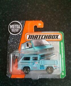 Matchbox DJV482016MBX ExplorerVolkswagenTransporter Cab95/125