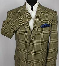 Trussardi Blazer Jacket Tweed Designer Wool & Cashmere 38R EXCEPTIONAL ITEM 3349