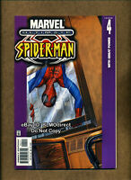 2001 Ultimate Spider-Man #4 NM- Death Uncle Ben First Print Marvel Comics