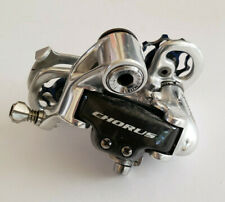 Campagnolo Chorus 10 Speed Rear Derailleur, Carbon/Ti, Ti Ceramic Pulleys, VGC