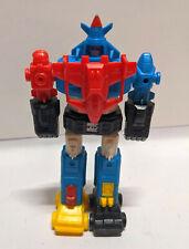 Voltron Dairugger Rubber Vehicle Warrior Assembler LJN Toys 1986