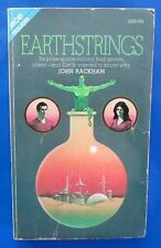 1972 EARTHSTRINGS/CHARIOTS OF RA by Rackham/Balmer Paperback Ace 10293 1st VG