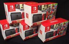 Nintendo Switch Super Mario Odyssey Edition Console Bundle - FAST SHIP!!