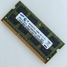 Samsung 2GB PC3-10600s DDR3-1333 1333Mhz 204pin Sodimm Laptop Memory PC3 10600