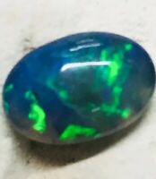 0.97 ct   Loose opal , Lightning Ridge Opal