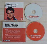 2 CD ALBUM ELVIS PRESLEY MEMPHIS DYNAMITE 40 TITRES
