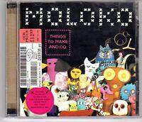 (EF761) Moloko, Things To Make And Do - 2000 CD