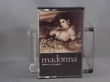 Madonna Like a Virgin Cassettes