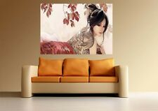 A0 JAPANESE WOMEN WITH TATTOOS   LARGE IMAGE GIANT POSTER PRINT
