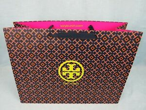 TORY BURCH VARIOUS COLOR PAPER SHOPPING GIFT BAG FOR CLOTHES GIFTS ACCESSORIES
