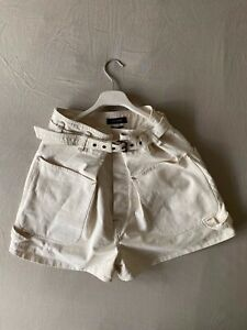 ISABEL MARANT ÉTOILE Rike high-rise cotton shorts