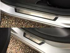 MAZDA CX-5 FLEXILL SPORT DOOR SILL PROTECTOR PLATES  STAINLESS STEEL - 9696091FS