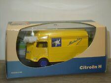 Citroen H Michelin - Editions Atlas 1:43 in Box *40739