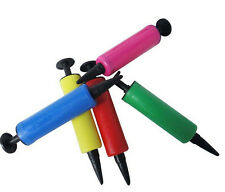 Balloon Pump Hand Held Action Plastic Inflator for Party Ballon Tool EV