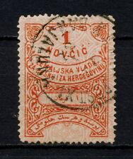 (YYAH 219) Bosnia Herzegovina 1882 Banjaluka cancel Revenue Fiscal Austria