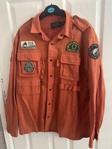 Ralph Lauren Wild Country Maine Large  Shirt
