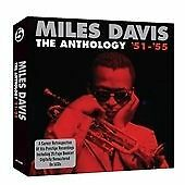 Miles Davis - The Anthology '51-'55 (2011)  5CD Box Set  NEW/SEALED  SPEEDYPOST