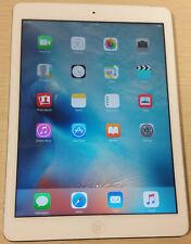 Apple iPad Air 1st Gen 16GB, 9.7in Wi-Fi + 4G LTE (Unlocked) Silver A1475