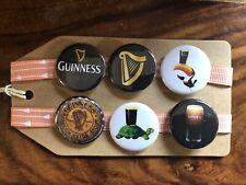 Guinness - Pin Badge Set