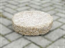 Granittrittplatte, Trittplatte aus Padang Gelb, Granit, gespitzt, 35x8cm, NEU!