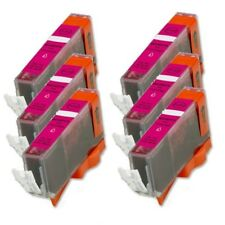 6P Magenta Quality Ink Cartridge for Canon CLI-221 MP560 iP4600 iP4700 MP620