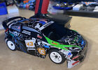 Remote Control 1/28 Rally Car Ford Fiesta - Fast! Perfect Condition!