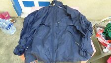 kway k-way International  veste vintage bleu marine se met en boule T 8