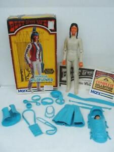 1960's MARX BEST OF THE WEST PRINCESS WILDFLOWER NATIVE INDIAN ACTION FIGURE 11