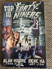 New-The Forty-Niners by Alan Moore-Gene Ha Top 10 America's Best Comics-Pb