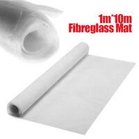 30g 1m x 10m Glasfasermatte Glasgewebe Textilglasmatte Laminieren Glasmatte DE