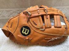 """Wilson A2800 Pro Stock 13"""" Baseball Softball First Base Mitt Right Hand Throw"""