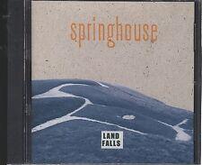 Spring House - Land falls CD