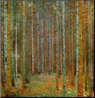 Tannenwald (Pine Forest), c.1902 by Gustav Klimt Giclee Canvas Print