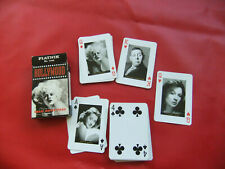Vintage cards. 'Piatnik Hollywood stars' playing cards.