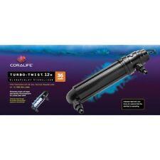 Coralife 15602 12X Turbo Twist Uv Sterilizer