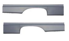Plymouth Fury 2 Door Quarter 1/4 Panel Pair Left & Right 65,66 1965-1966