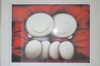 doug hyde framed limited edition print 'JUST THE TWO OF US'