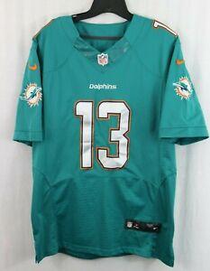 Miami Dolphins Dan Marino #13 Nike Men's M Alternate Aqua NFL Jersey