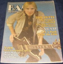 BAM magazine June 5 1981  #105 Tom Petty cover & interview L.A, Punk movie  X LP