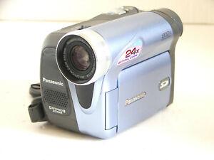 Panasonic PV-GS19 Mini DV Hybrid Camcorder 24x Optical Zoom