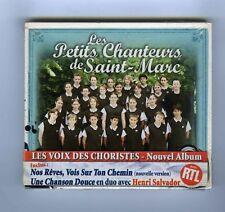 CD (NEW) LES PETITS CHANTEURS DE SAINT MARC (LES CHORISTES) (DUO HENRI SALVADOR)