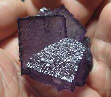 Fluorite, Elmwood Mine, Smith County, Tennessee