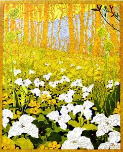 Liberty Classics Wooden Jigsaw Puzzle Spring in the Dunes  510 Pieces
