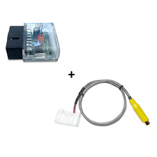 Reverse Camera Interface Kit for 2009-2012 Dodge Caliber Factory OEM Radio
